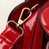 Stunning Patent Leather and Crocodile Print Design Women's Tote Bag deal