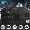 cheap Viboton S1 Rechargeable 2.4GHz Wireless Keyboard with Air Mouse / Remote Control / Touchpad Function for Home Office