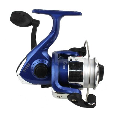 SY200 1BB Bearing Ball Spinning Fishing Reel with Foldable Handle