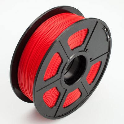 Фотография Sunlu 3D Printer Filament ABS 1.75mm Supplies Makerbot Noctilucent Function  -  400m