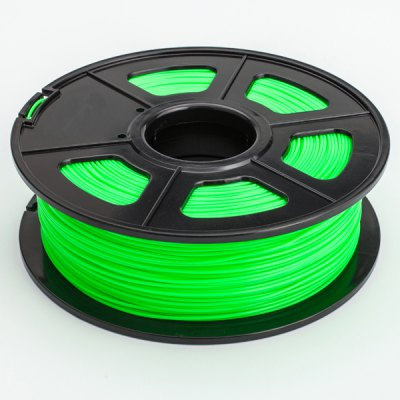 Sunlu 3D Printer Filament ABS 1.75mm Supplies Makerbot Noctilucent Function  -  400m