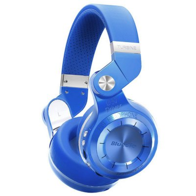 Гаджет   Bluedio T2+ Wireless Bluetooth V4.1 Stereo Headphone Headset Support TF Card FM Function Headsets