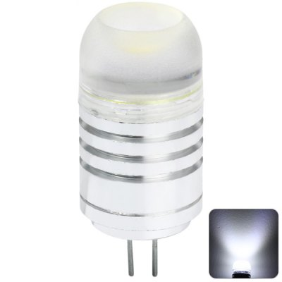 G4 4W 380Lm 6500K COB LED Car Light