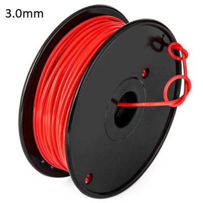 Sunlu 3D Printer Filament Flexible 3.0mm Supplies Makerbot Noctilucent Function  -  120m