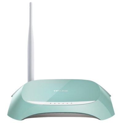 TP - LINK TL - WR742N 150Mbps WiFi Wireless Router 802.11 b / g / n