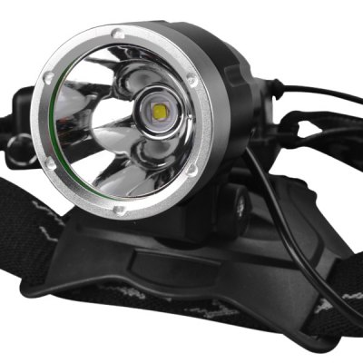 RichFire SF  -  649 Cree XM L2 U2 800Lm 3 Modes Rechargeable LED Bicycle Headlight ( 2 x 18650 Battery Green Light )Headlights<br>RichFire SF  -  649 Cree XM L2 U2 800Lm 3 Modes Rechargeable LED Bicycle Headlight ( 2 x 18650 Battery Green Light )<br><br>Brand: RichFire<br>Model: SF - 649<br>Function: Exploring, Seeking Survival, Camping, Household Use, Hiking, EDC, Walking, Night Riding<br>Feature: Can be used as headlamp or bicycle light, Stainless Steel Bezel<br>Lumen: 800Lm<br>Emitter number: 1 x Cree XM-L2 U2<br>Mode: 3 (High &gt; Mid &gt; Low)<br>Battery type: 18650<br>Battery  : 2 x 18650 Battery (Included)<br>Power source: USB Charger, Battery<br>Reflector: Aluminum smooth reflector<br>Lens: Glass Lens<br>Working time: 3 hrs<br>Rechargeable: Yes<br>Available Light Color: Cool White, Red, Green<br>Color: Black<br>Beam Distance: 150-200m<br>Product weight: 0.213 kg<br>Package weight: 0.65 kg<br>Product size (L x W x H): 9.4 x 9.2 x 7.1 cm / 3.69 x 3.62 x 2.79 inches<br>Package size (L x W x H): 17.6 x 13.9 x 10.6 cm / 6.92 x 5.46 x 4.17 inches<br>Package Contents: 1 x RichFire SF - 649 Cree XM L2 U2 LED Bike Light, 2 x 18650 Battery, 1 x 5V USB Cable (Length: 81cm), 1 x 1A USB Charging Cable