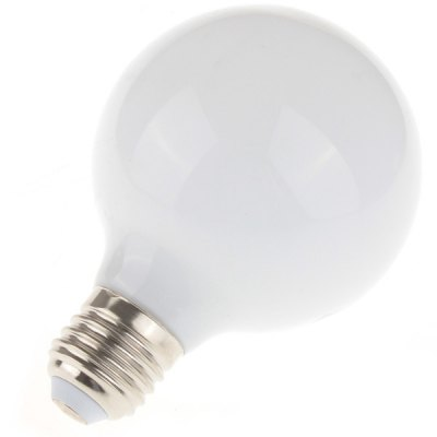 Zweihnder E27 5W 450Lm 28 SMD 2835 LEDs Globe Bulb Energy Saving Daylight Bulb ( AC 85  -  265V )LED Light Bulbs<br>Zweihnder E27 5W 450Lm 28 SMD 2835 LEDs Globe Bulb Energy Saving Daylight Bulb ( AC 85  -  265V )<br><br>Brand : Zweihnder<br>Base Type: E27<br>Type: Ball Bulbs<br>Output Power: 5W<br>Emitter Type: SMD-2835 LED<br>Total Emitters: 28<br>Theoretical Lumen(s): 500Lm<br>Actual Lumen(s): 450Lm<br>Wavelength/Color Temperature: 3000-3500K, 5500-6000K<br>Voltage (V): AC85-265<br>Angle: 360 degree<br>Appearance: Frosted lampshade<br>Features: Energy Saving, Low Power Consumption, Long Life Expectancy<br>Function: Studio and Exhibition Lighting, Home Lighting, Commercial Lighting<br>Available Light Color: Warm White, Cold White<br>Sheathing Material: Glass<br>Product Weight: 0.051 kg<br>Package Weight: 0.090 kg<br>Product Size (L x W x H): 11.5 x 8 x 8 cm / 4.52 x 3.14 x 3.14 inches<br>Package Size (L x W x H): 13 x 9 x 9 cm / 5.11 x 3.54 x 3.54 inches<br>Package Contents: 1 x Zweihnder Ball Bulb