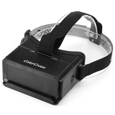 Smart Colorcross 3D Video Glasses Universal Virtual Reality for Smartphones