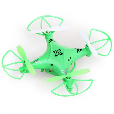ФОТО Lian Sheng LS115 Headless Mode 6 Axis 2.4G 5CH RC Quadcopter 360 Degree Eversion UFO