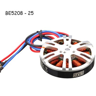 DYS BE5208 - 25 Multi-rotor Brushless Outrunner Motor for RC Aircraft