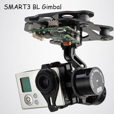 DYS Smart3 3 - axis Brushless Gimbal for Gopro Camera