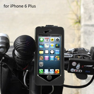 Bike 6 5.5 inches Bicycle Mounts Holder Stand Protective Case for iPhone 6 Plus