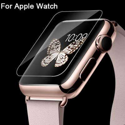9H 0.3mm Tempered Glass Screen Protector for iWatch Apple Watch 42mm