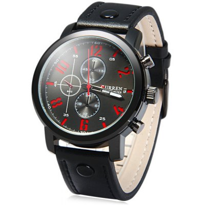 Curren 8192 Male Quartz Watch