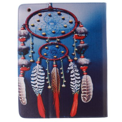 Гаджет   Stand Design Wind Chime Pattern PU and TPU Cover Case with Card Holder for iPad 2 / 3 / 4 iPad Cases/Covers