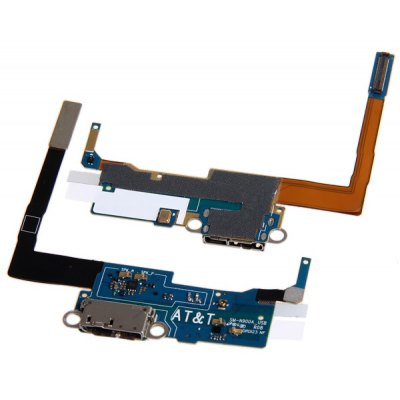 Dock Connector Charging USB Port Replacement Flex Cable for Samsung Galaxy Note 3 N900A
