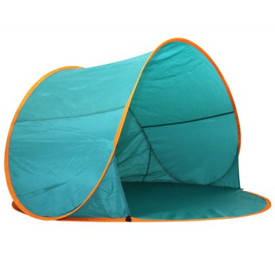 2 Persons Camping Tent Ultraviolet - proof Portable Lightweight Shelter