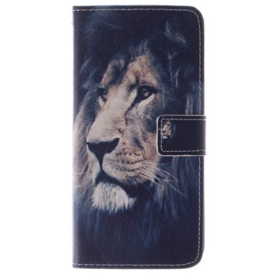 Stand Design Lion Pattern PU and TPU Phone Cover Case with Card Holder for iPhone 6  -  4.7 inchiPhone Cases/Covers<br>Stand Design Lion Pattern PU and TPU Phone Cover Case with Card Holder for iPhone 6  -  4.7 inch<br><br>Compatible for Apple: iPhone 6<br>Features: FullBody Cases<br>Material: TPU, PU Leather<br>Style: Pattern<br>Color: Assorted Colors<br>Product weight : 0.046 kg<br>Package weight : 0.126 kg<br>Product size (L x W x H): 14.2 x 7.4 x 1.5 cm / 5.58 x 2.91 x 0.59 inches<br>Package size (L x W x H) : 15.2 x 8.4 x 2.5 cm / 5.97 x 3.30 x 0.98 inches<br>Package contents: 1 x Case