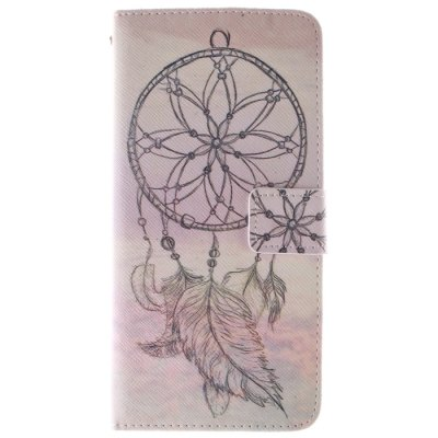 Stand Design Feather Wind Chime Pattern PU and TPU Phone Cover Case with Card Holder for iPhone 6  -  4.7 inchiPhone Cases/Covers<br>Stand Design Feather Wind Chime Pattern PU and TPU Phone Cover Case with Card Holder for iPhone 6  -  4.7 inch<br><br>Compatible for Apple: iPhone 6<br>Features: FullBody Cases<br>Material: TPU, PU Leather<br>Style: Pattern<br>Color: Assorted Colors<br>Product weight : 0.046 kg<br>Package weight : 0.126 kg<br>Product size (L x W x H): 14.2 x 7.4 x 1.5 cm / 5.58 x 2.91 x 0.59 inches<br>Package size (L x W x H) : 15.2 x 8.4 x 2.5 cm / 5.97 x 3.30 x 0.98 inches<br>Package contents: 1 x Case