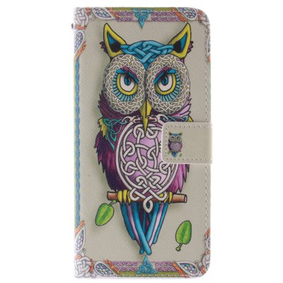 Stand Design Owl Pattern PU and TPU Phone Cover Case with Card Holder for iPhone 6 Plus  -  5.5 inchiPhone Cases/Covers<br>Stand Design Owl Pattern PU and TPU Phone Cover Case with Card Holder for iPhone 6 Plus  -  5.5 inch<br><br>Compatible for Apple: iPhone 6<br>Features: FullBody Cases<br>Material: TPU, PU Leather<br>Style: Pattern<br>Color: Assorted Colors<br>Product weight : 0.056 kg<br>Package weight : 0.136 kg<br>Product size (L x W x H): 16.3 x 8.6 x 1.5 cm / 6.41 x 3.38 x 0.59 inches<br>Package size (L x W x H) : 17.3 x 9.6 x 2.5 cm / 6.80 x 3.77 x 0.98 inches<br>Package contents: 1 x Case