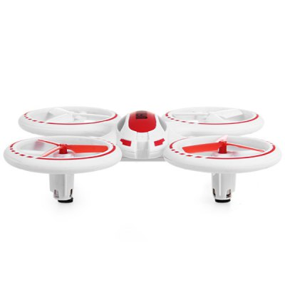 ФОТО JIN XING DA 398 6 Axis Gyro 2.4GHz 4CH RC Quadcopter 3D Eversion UFO