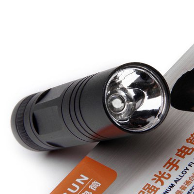 Гаджет   Small Sun ZY  -  551 200Lm Super Mini AA LED Flashlight for Outdoor Activities LED Flashlights