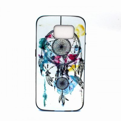Гаджет   Wind Chime Pattern TPU Phone Back Cover Case of Detachable Design for Samsung Galaxy S6 G9200 Samsung Cases/Covers