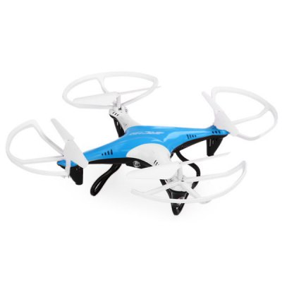 JJRC H10 Headless Mode 2.4G 4CH RC Quadcopter with 2.0MP Camera 6 Axis Gyro 3D Flip UFO One Key Return Aircraft