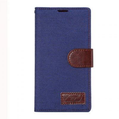 Гаджет   Stand Design Card Holder PU Leather Phone Cover Case of Denim Style for LG G4 Other Cases/Covers