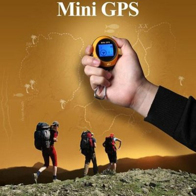 Portable Mini GPS Location Finder Tour / Navigation Tool