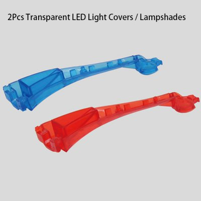 2Pcs Light Covers / Lampshades for NIHUI TOYS U807 Remote Control Quadcopter