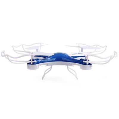 ФОТО CF - 888 Headless Mode 2.4G 4CH RC Quadcopter 6 Axis Gyro 3D Flip UFO One Key Return Aircraft