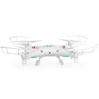 ФОТО Bo Ming Toys M1 -  1 X  -  5 Flip King 2.4G 6CH RC Quadcopter 3D Eversion UFO