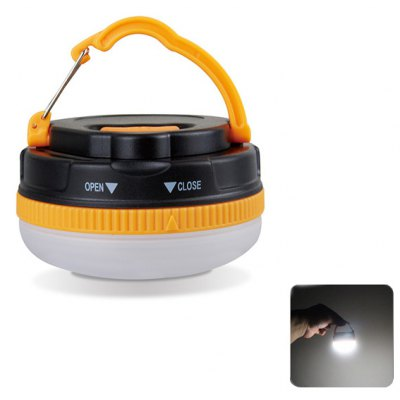 Suboos Portable 150LM LED SMD Outdoor Camping Tent Light