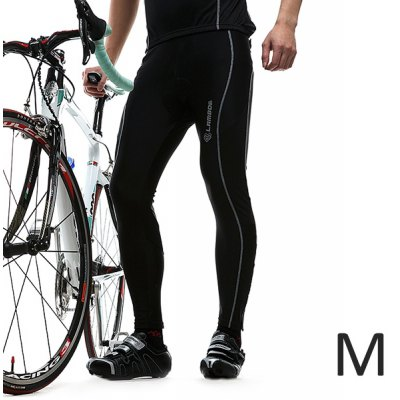 Lambda Men Elastic Cycling Long Pants