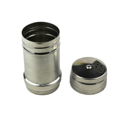 Stainless Steel Seasoning Bottle Condiment Cruet for Kitchen Tool