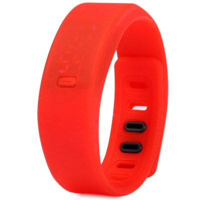 HZ55 Date Display LED Sports Watch