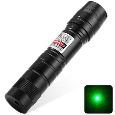 809 Green Zooming Laser Pen 532nm 5mw 16340 Laser Pointer Set