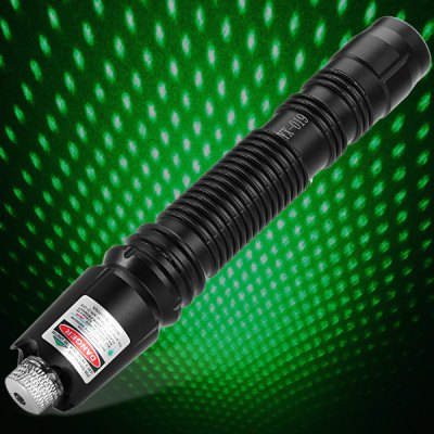 019 532nm 5mw Green Starry Laser Pointer