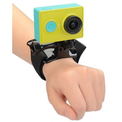 Practical Wristband Mount  Strap Arm Band for Xiaomi Yi Sports Camera Gopro 4 / 3+ / 3 / 2 / 1