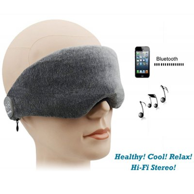 Wireless Bluetooth RC Music Eye Patch with Handsfree Function