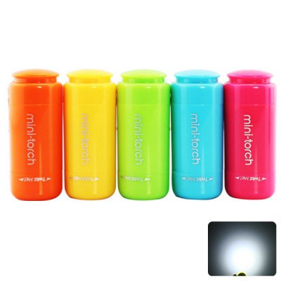 Гаджет   Super Mini Emergency LED Flashlight USB Rechargeable Torch ( 25Lm 2 Modes ) LED Flashlights