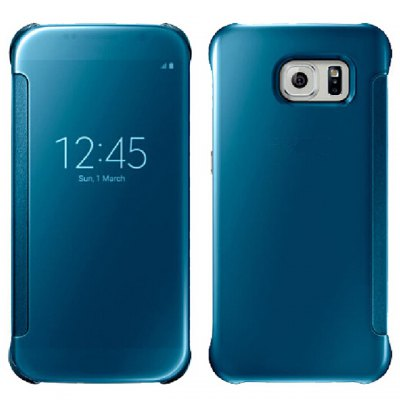 Mirror Surface PC Cover Case for Samsung Galaxy S6 G9200