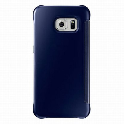ФОТО Multifunctional PC Material Mirror Surface Phone Cover Case for Samsung Galaxy S6 Edge