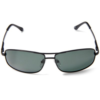 8815 Men Light Green Polarized Lens Metal Frame Sunglasses Ear - stems with Resilience от GearBest.com INT