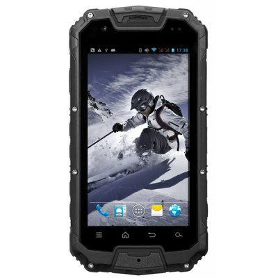 Snopow M8C 4.5 inch Android 4.4 3G IP68 Shockproof Waterproof Dustproof Smartpho