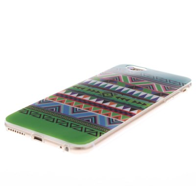ФОТО Tribal Pattern TPU Protective Back Cover Case for iPhone 6 Plus  -  5.5 inch