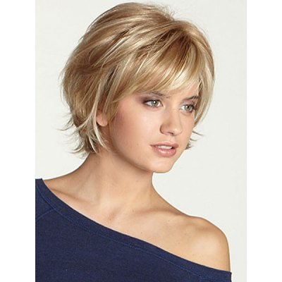 Noble Short Soft Natural Wave Fluffy Real Human Hair Wig With Side Bang For WomenMixed Hair Wigs<br>Noble Short Soft Natural Wave Fluffy Real Human Hair Wig With Side Bang For Women<br><br>Type: Full Wigs<br>Cap Construction: Capless<br>Style: Wavy<br>Cap Size: Average<br>Material: Human Hair<br>Bang Type: Side<br>Length: Short<br>Occasion: Daily<br>Density: 130%<br>Length Size(CM): 24CM<br>Weight: 0.250KG<br>Package Contents: 1 x Wig