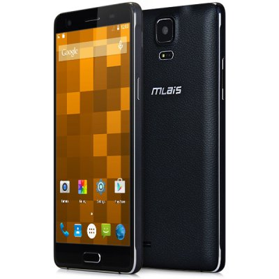 Mlais M4 Note 4G LTE Phablet 5.5 inch Smartphone
