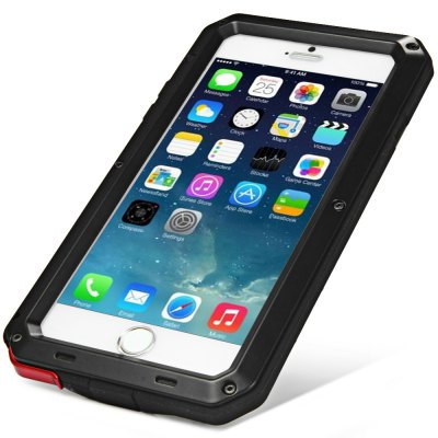 Aluminum Metal Gorilla Glass Military Waterproof Shockproof Dustproof Case for iPhone 6 Plus 6S PlusiPhone Cases/Covers<br>Aluminum Metal Gorilla Glass Military Waterproof Shockproof Dustproof Case for iPhone 6 Plus 6S Plus<br><br>Compatible for Apple: iPhone 6 Plus, iPhone 6S Plus<br>Features: FullBody Cases, Waterproof Case, Anti-knock, Dirt-resistant<br>Material: Aluminium, Rubber, Metal<br>Style: Cool<br>Color: Red, Gold, Silver, Black<br>Product weight : 0.245 kg<br>Package weight : 0.352 kg<br>Product size (L x W x H): 17.5 x 9.5 x 1.0 cm / 6.88 x 3.73 x 0.39 inches<br>Package size (L x W x H) : 23.5 x 13.2 x 2.0 cm / 9.24 x 5.19 x 0.79 inches<br>Package contents: 1 x Aluminum Glass Metal Case for iPhone 6 Plus 6S Plus, 1 x Hexagon Tool, 2 x Screw, 1 x Cleaning Cloth